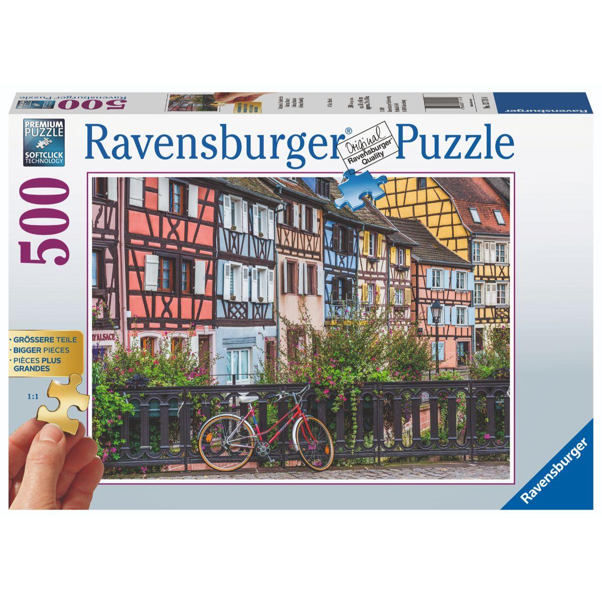 Ravensburger Puzzle 500 Piece Colmar France | Toys | Casey's