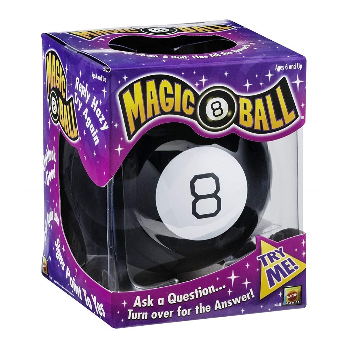 Magic 8 Ball   Toys   Casey's Toys